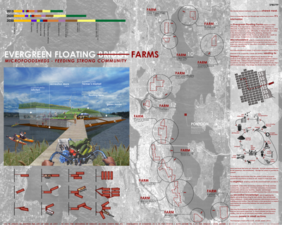 Evergreen Floating Farms