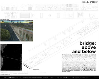 Bridge: ABove and Below